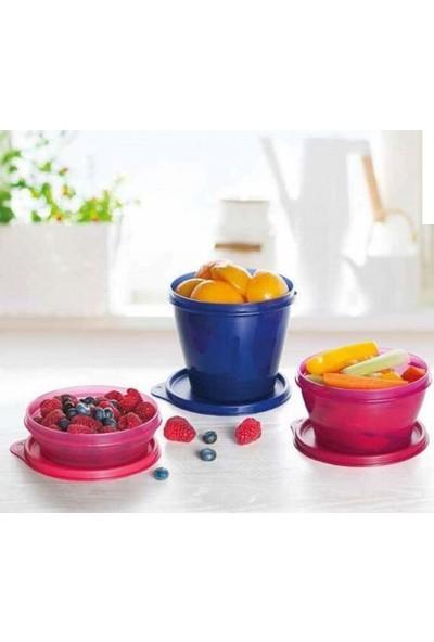 Hsgl Tupperware Klasik Set Mini ( Saklama Kabı )
