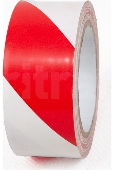 Mfk Plastik Yer İşaretleme Bantı, Zemin İşaretleme 5 cm x 30 M