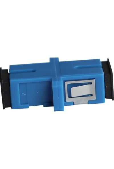 Fnet Fiber Optik Sc Upc Sm Simplex Fiber Optic Adapter
