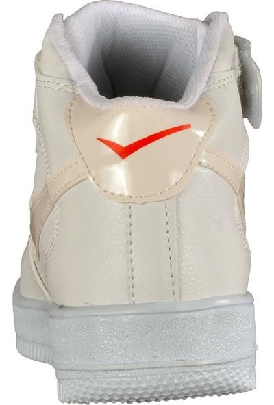 Lambirlent 2185 Beyaz Erkek Spor Ayakkabı