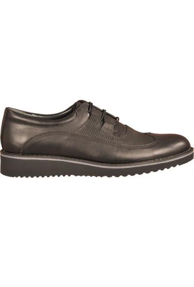Ayakmod 900 Siyah Erkek Günlük Ayakkabı