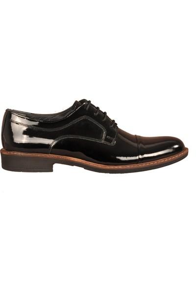 Ayakmod 519 Siyah Erkek Klasik Ayakkabı