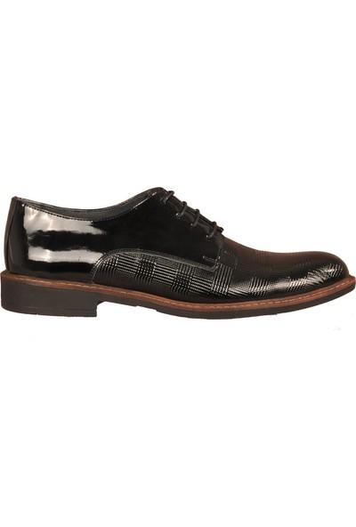 Ayakmod 503 Siyah Erkek Klasik Ayakkabı