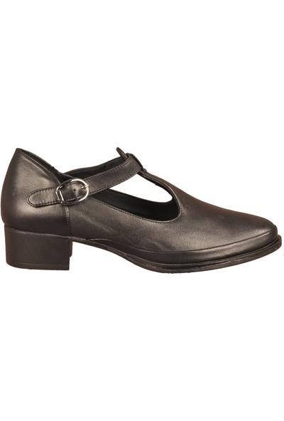 Venüs 1709206 Siyah Kadın Günlük Ayakkabı