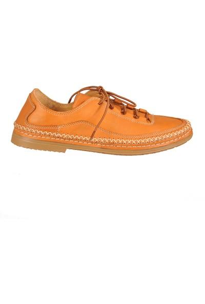 Roe & Doe 2607 Taba Kadın Günlük Ayakkabı
