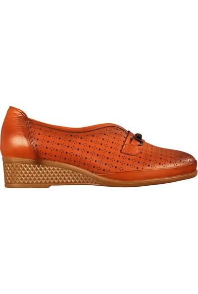 Ayakmod 117 Taba Kadın Günlük Ayakkabı