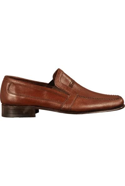 Ayakmod 85 Kahverengi Erkek Klasik Ayakkabı