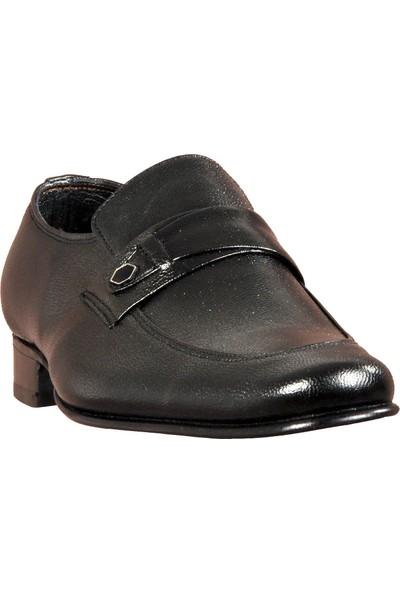 Ayakmod 99 Siyah Erkek Klasik Ayakkabı