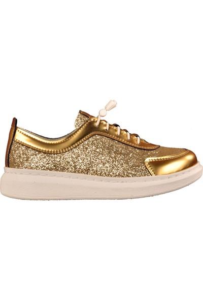 Wanetti 02 Altın Çocuk Spor Ayakkabı