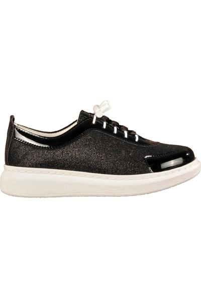 Wanetti 02 Siyah Çocuk Günlük Ayakkabı
