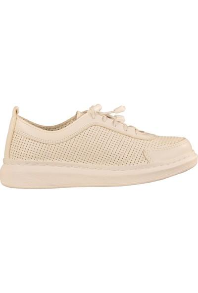 Wanetti 03 Beyaz Çocuk Günlük Ayakkabı