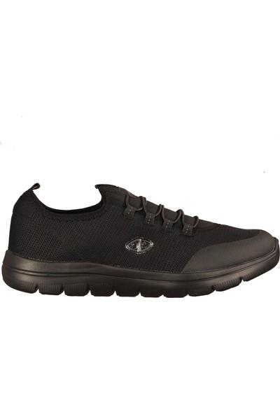 Nstep Away Siyah Erkek Spor Ayakkabı