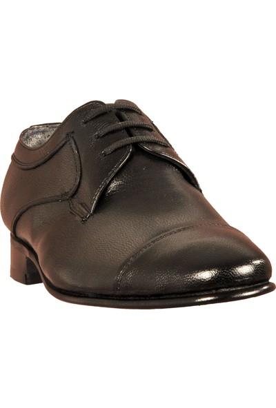 Ayakmod 176 Siyah Erkek Klasik Ayakkabı