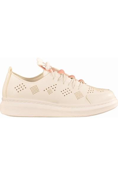 Wanetti 11 Beyaz Çocuk Günlük Ayakkabı