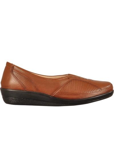 Tardelli 047 Taba Kadın Günlük Ayakkabı