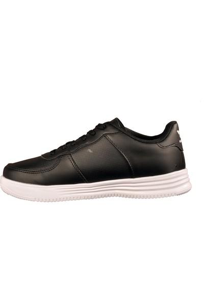 Walkway 651 Siyah Kadın Spor Ayakkabı
