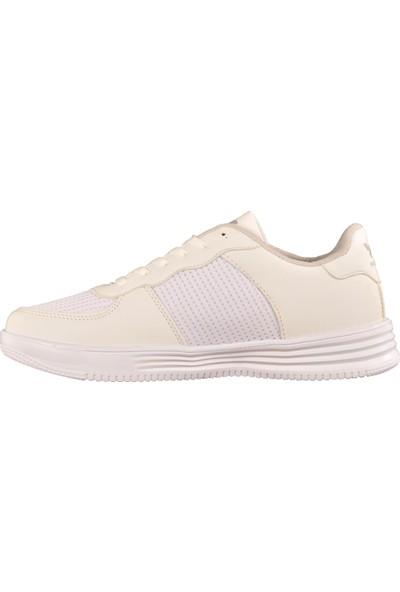 Walkway 651 Fileli Beyaz Erkek Spor Ayakkabı