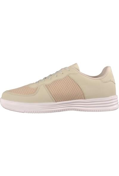 Walkway 651 Beyaz Fileli Erkek Spor Ayakkabı
