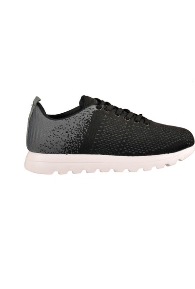 Walkway 3059 Siyah Kadın Spor Ayakkabı