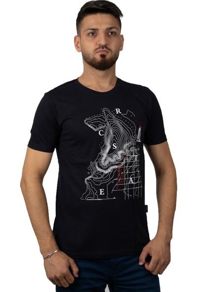 Cresta Erkek T-Shirt CRST-2006