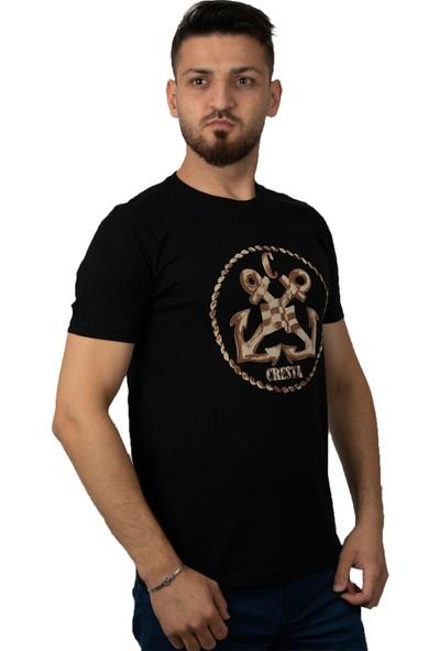 Cresta Erkek T-Shirt CRST-2007