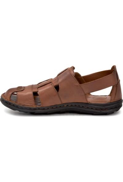Gedıkpasalı 8Y 2016 Taba Erkek Terlik Sandalet