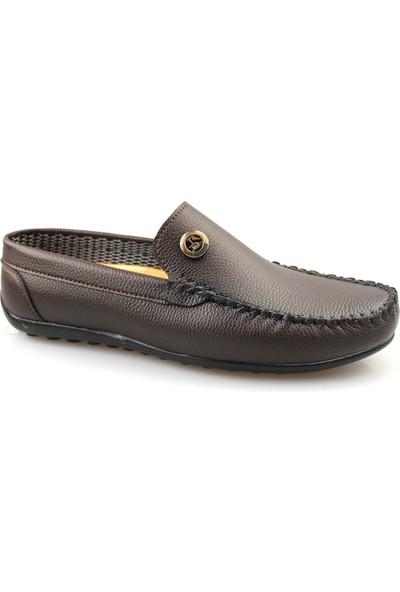 Gnc Kahverengi Erkek Günlük Ayakkabı 23411