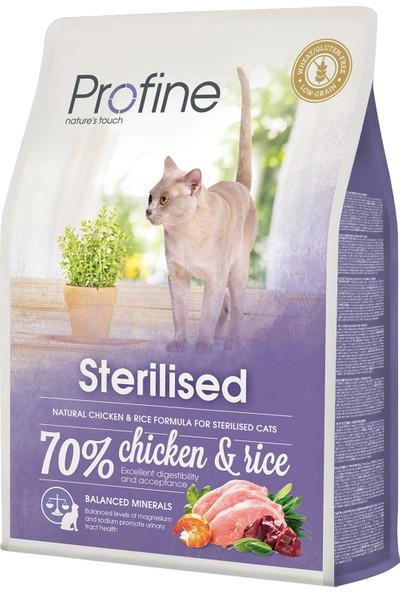 Profine Sterilised Kısırlaştırılmış Kedi Maması 2 kg + 1 Adet Kedi Ödülü