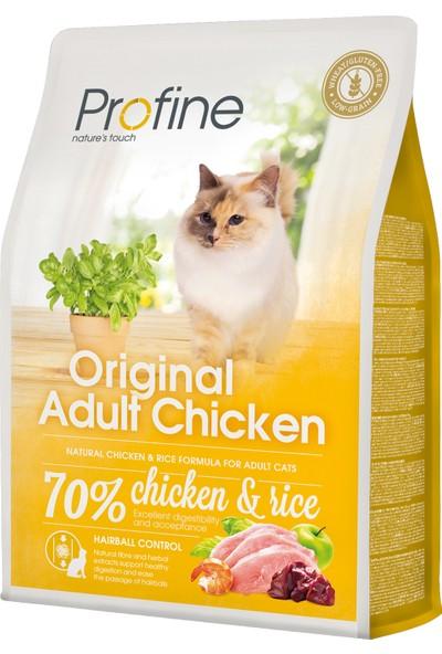 Profine Original Yetişkin Kedi Maması 10 kg + 2 Adet Kedi Ödülü