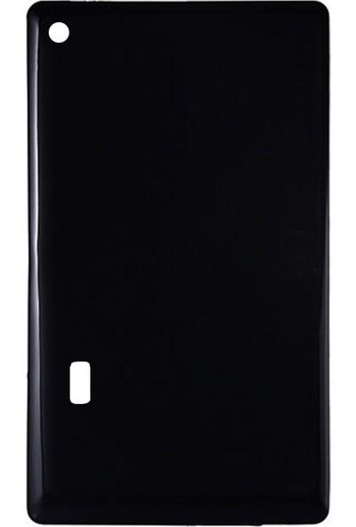 Microcase Huawei Mediapad T3 7 inch WiFi Tablet Silikon Soft Kılıf