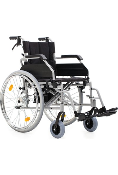 Comfort Plus Avrupa Manuel Tekerlekli Sandalye