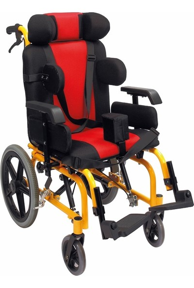 Golfi 16 Spastik Çocuk Tekerlekli Sandalye