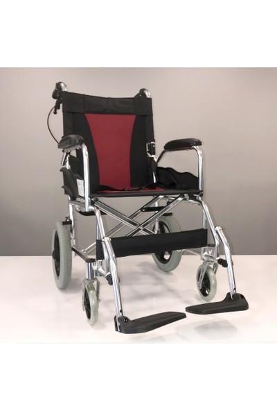Golfi G502 Refakatçi Tekerlekli Sandalye
