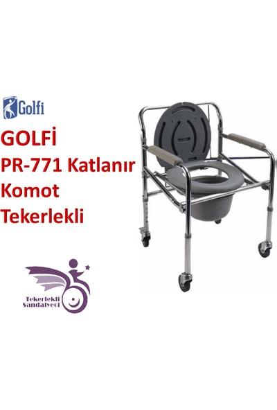 Golfi PR-771 Katlanır Komot