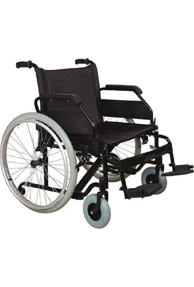 Poylin P114 Büyük Beden Tekerlekli Sandalye