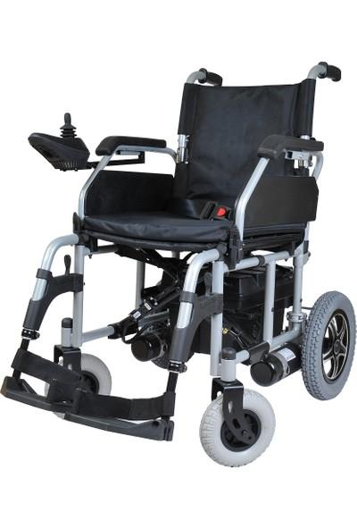 Poylin P220 Katlanır Çocuk Akülü Tekerlekli Sandalye
