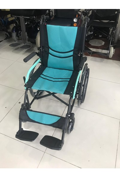 Wollex - 8 kg Hafif Manuel Tekerlekli Sandalye