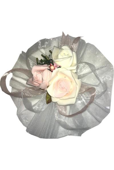 Bohça Çiçeği - Bohça Gülü - Mor