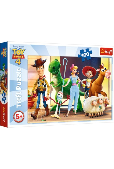 Trefl Puzzle Let'S Play / Toy Story 100 Parça