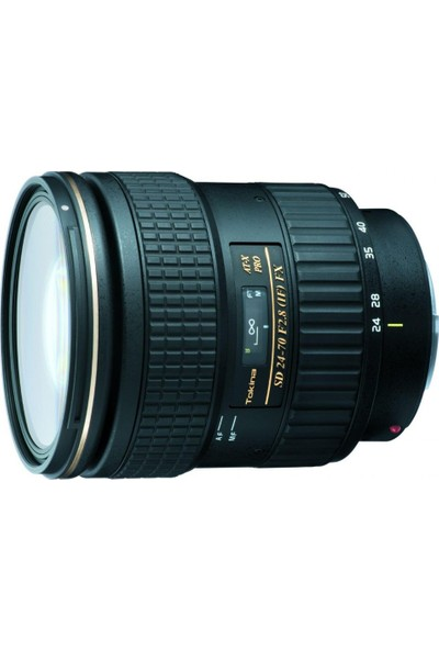 Tokina 24 - 70Mm F2.8 At-X Pro Fx - Canon