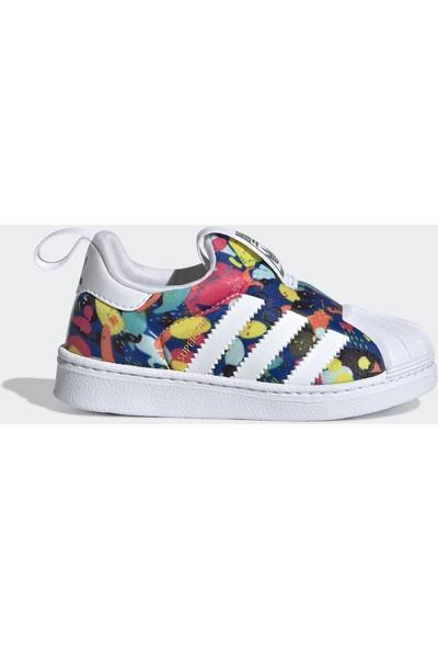 Adidas Bebek Günlük Spor Ayakkabı Ee6275 Superstar 360 I