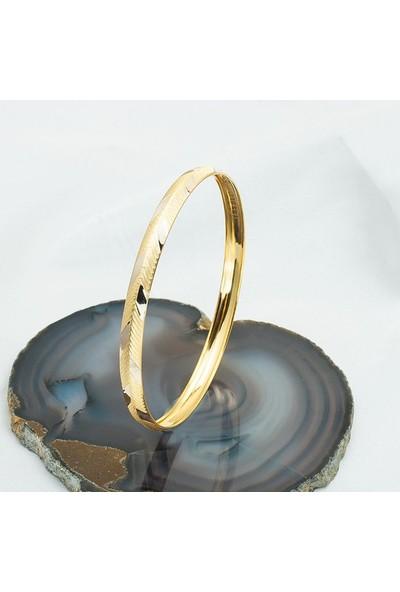 Bilezikci 8 Ayar Hediyelik Altın Bilezik 4,00 Gr.