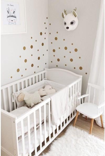 Desıgn Masters Bebek Odası Yuvarlak Sticker