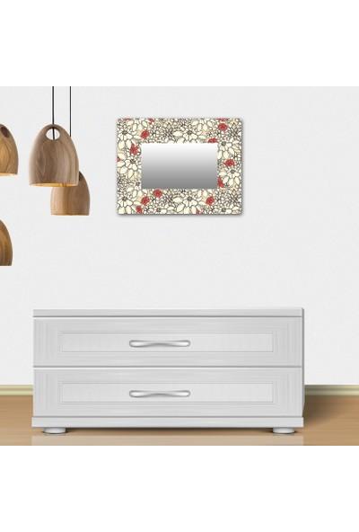 Cadran Modern Style 30x40 Cm Dekoratif Ayna AYC007