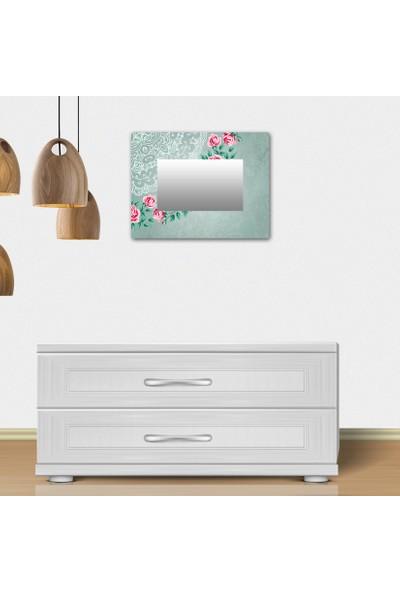 Cadran Modern Style 30x40 Cm Dekoratif Ayna AYC075