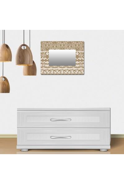 Cadran Modern Style 30x40 Cm Dekoratif Ayna AYC093