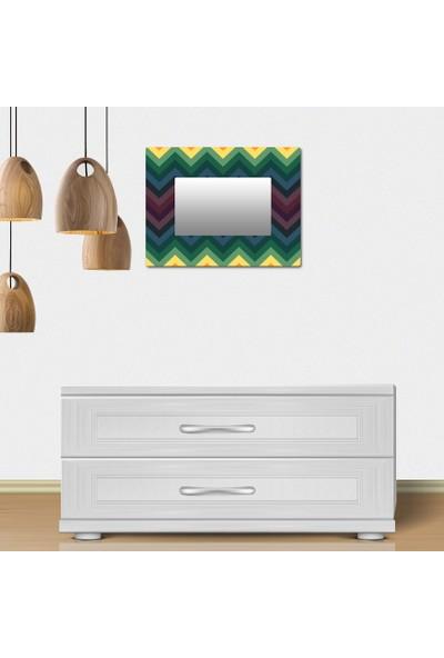 Cadran Modern Style 30x40 Cm Dekoratif Ayna AYC155