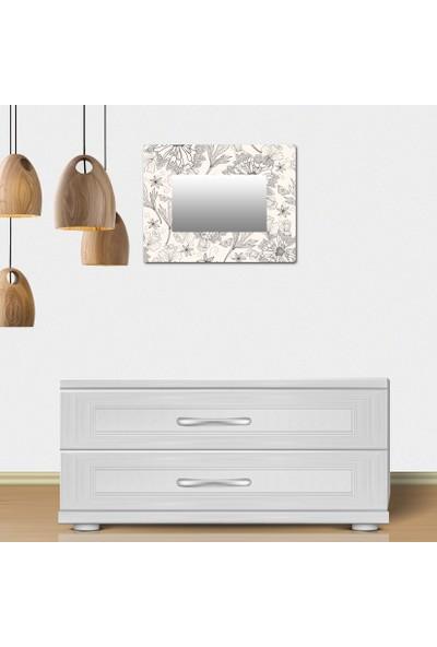 Cadran Modern Style 30x40 Cm Dekoratif Ayna AYC157
