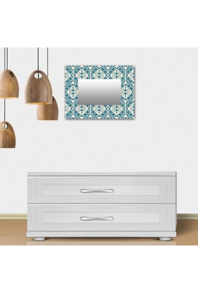 Cadran Modern Style 30x40 Cm Dekoratif Ayna AYC172
