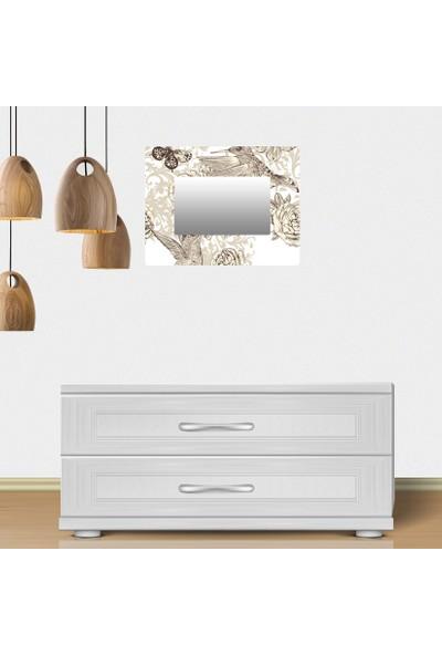 Cadran Modern Style 30x40 Cm Dekoratif Ayna AYC175